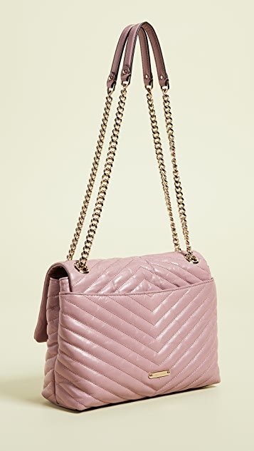 Rebecca Minkoff Edie Quilted Shoulder Bag
