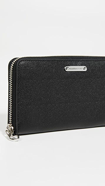 Rebecca Minkoff Olivia Large Zip Around Wallet