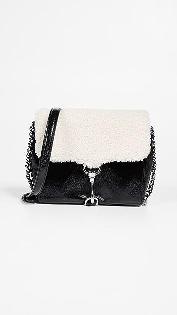 30ba0620c286b Rebecca Minkoff Shearling Stella Crossbody Bag   SHOPBOP