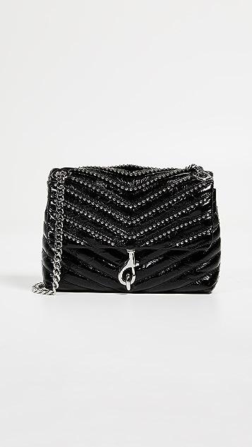 Rebecca Minkoff Edie Beaded Chain Crossbody Bag