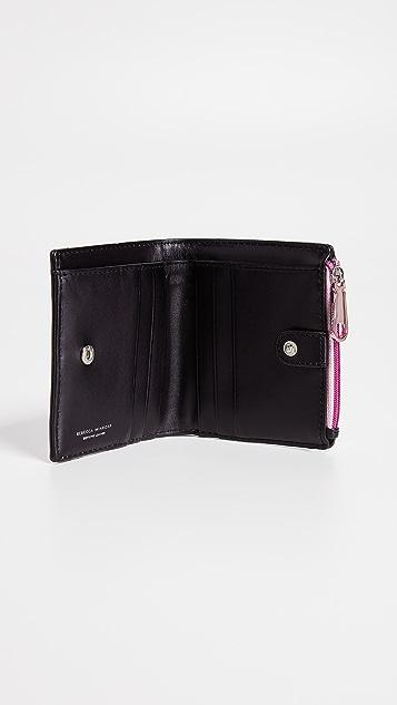 Rebecca Minkoff Bi-Fold Snap Wallet