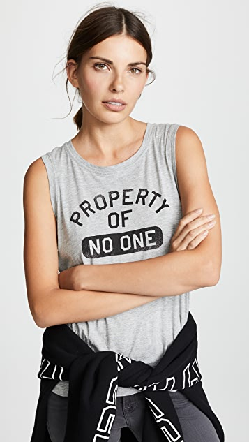 Rebecca Minkoff Property Mia Muscle Tee