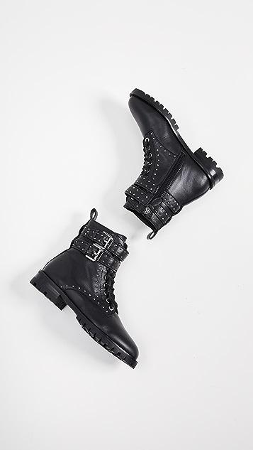 Rebecca Minkoff Jaiden Stud Combat Boots