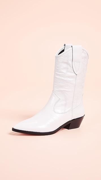 Rebecca Minkoff Ботинки Kaiegan в ковбойском стиле