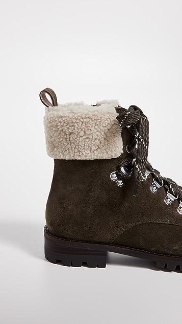 Rebecca Minkoff Jaylin Combat Boots