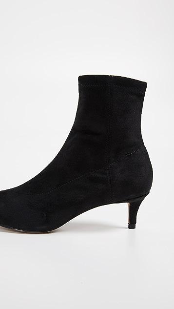 Rebecca Minkoff Sayres Kitten Heel Booties