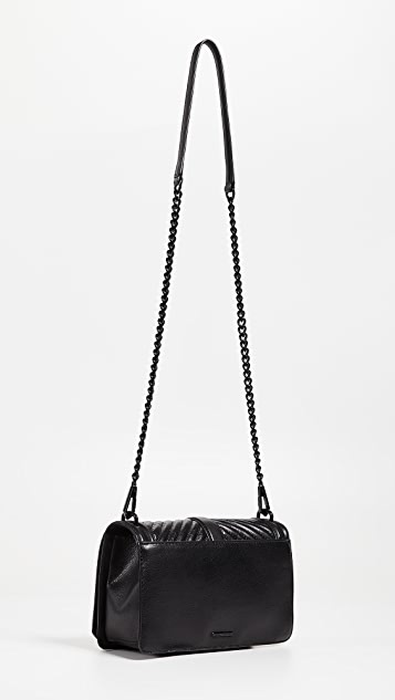 Rebecca Minkoff Chevron Love Cross Body Bag