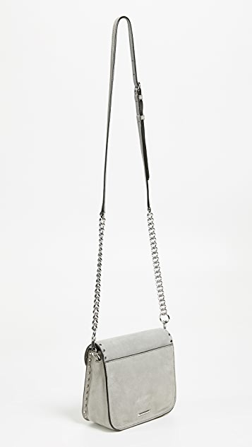 Rebecca Minkoff Midnighter Mini Messenger Bag
