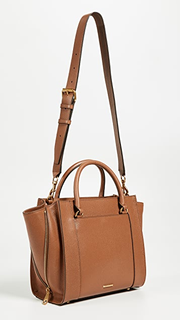 Rebecca Minkoff Side Zip Medium Regan Tote