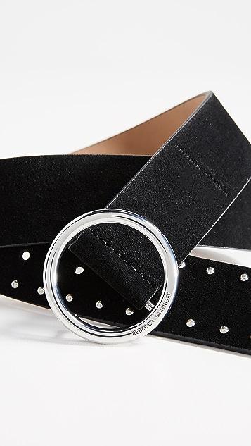 Rebecca Minkoff Laia Studded Belt