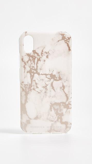 Rebecca Minkoff Marble iPhone Case