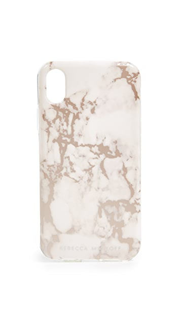 Rebecca Minkoff Marble iPhone XR Case