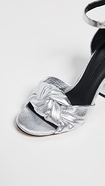 Rebecca Minkoff Capriana 侧空凉鞋