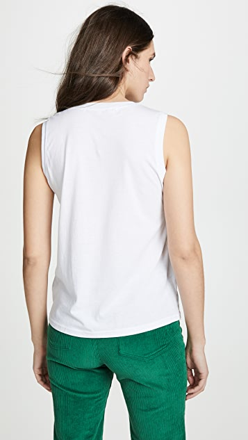 Rebecca Minkoff L'Amour Muscle Tee