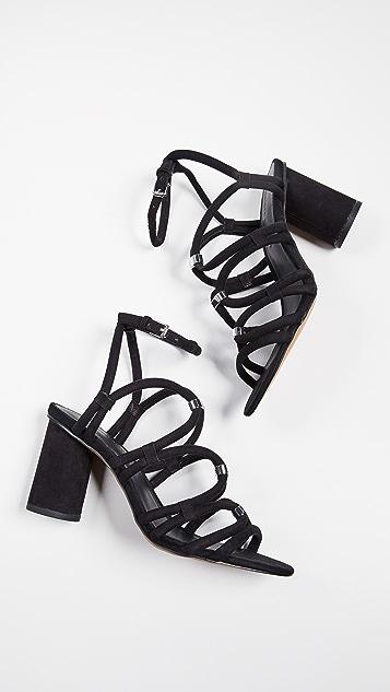 Rebecca Minkoff Apolline Strappy Sandals