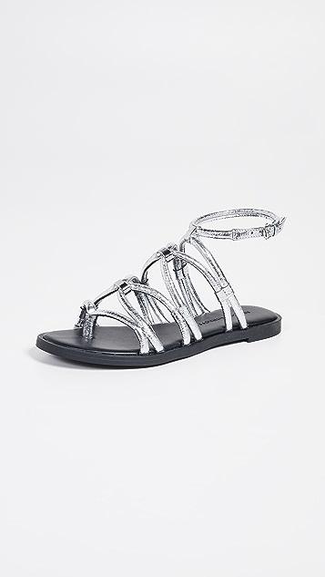 Rebecca Minkoff Sarle Strappy Sandals