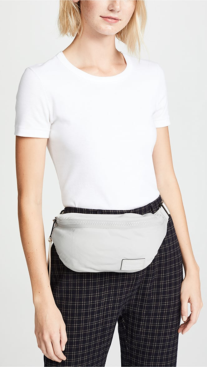 Rebecca Minkoff Womens Nylon Belt Bag