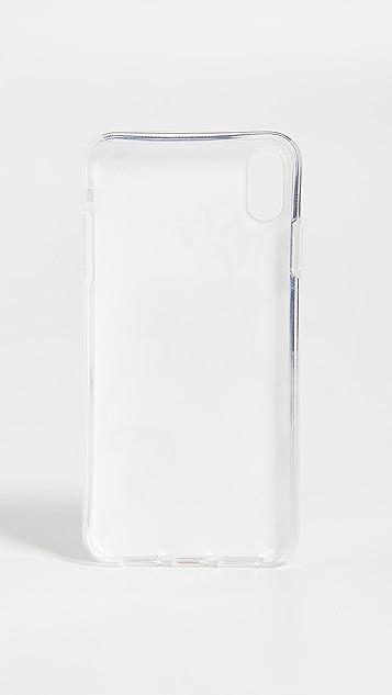 Rebecca Minkoff Чехол для iPhone XS Max с принтом под мрамор