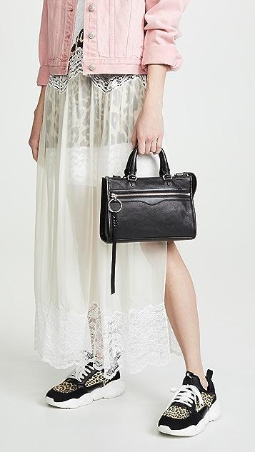 Rebecca Minkoff Миниатюрная сумка-портфель с молнией Bedford