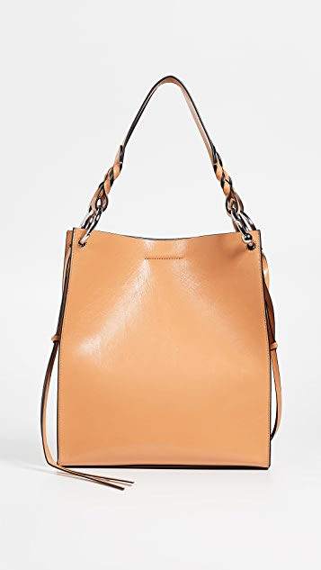 Rebecca Minkoff Kate North South Tote - Honey