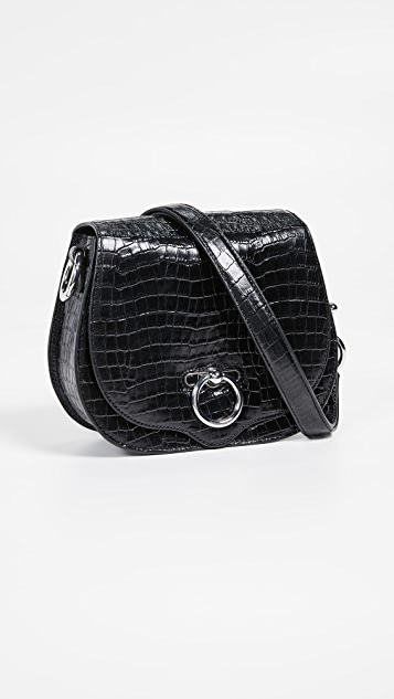 0b86e674b Rebecca Minkoff Small Jean Saddle Bag