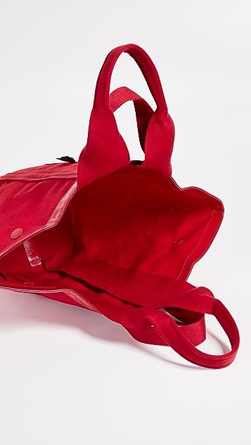 Rebecca Minkoff Двусторонняя объемная сумка с короткими ручками Fan