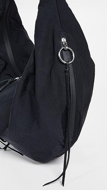 Rebecca Minkoff Nylon Hobo Bag
