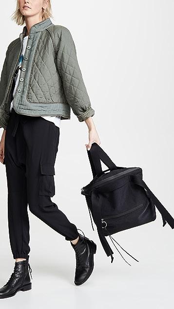 Rebecca Minkoff Nylon Tote Backpack