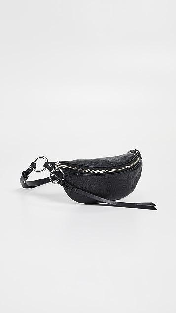 Rebecca Minkoff Bree Mini Belt Bag - Black