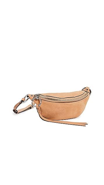 Rebecca Minkoff Миниатюрная поясная сумка Bree
