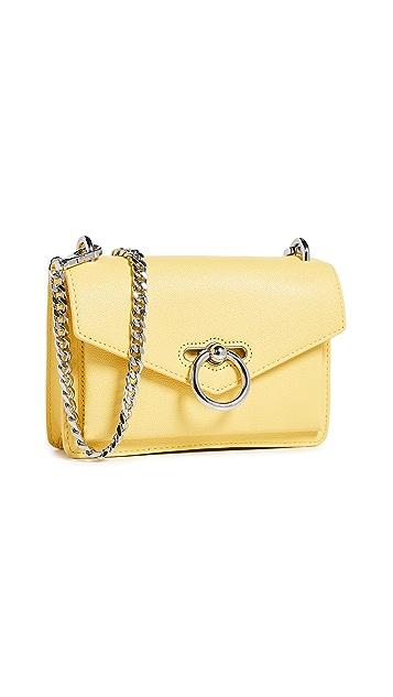 Rebecca Minkoff Джинсовая сумка через плечо MAC