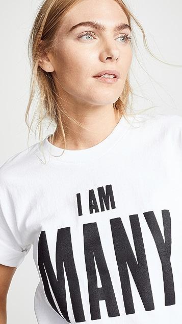 Rebecca Minkoff I Am Many Tee