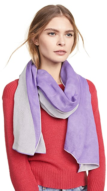 Rebecca Minkoff Dyed Oblong Scarf