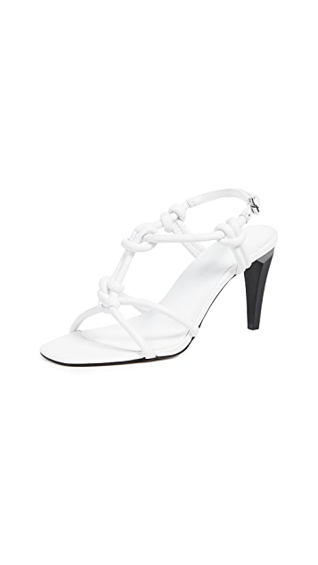 Rebecca Minkoff Laciann T-Strap Sandals
