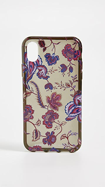 Rebecca Minkoff Hypnotic Floral iPhone XR Case - Black Multi