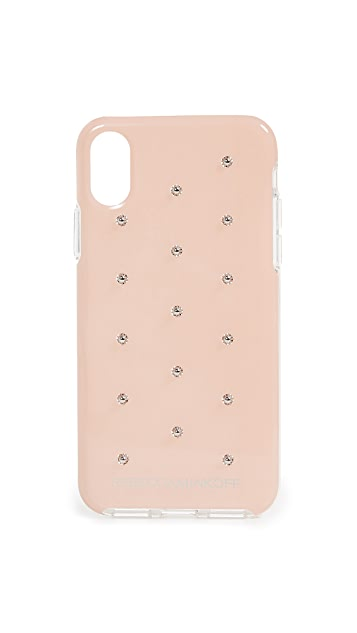Rebecca Minkoff Pyramid Studded iPhone X / XS Case