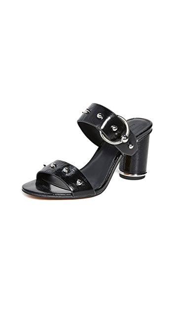 Rebecca Minkoff Amalthea Double Strap Sandals