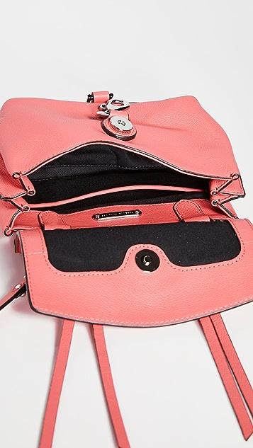 Rebecca Minkoff Stella Mini Flap Satchel Bag