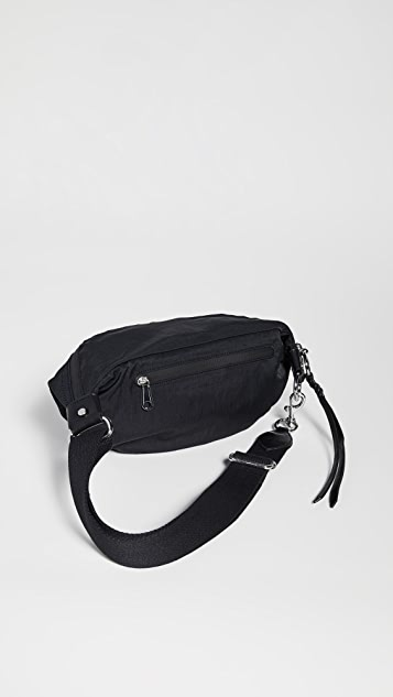 Rebecca Minkoff Bree Large Zip Nylon Belt Bag