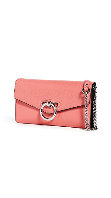 Rebecca Minkoff Jean Wallet on Chain