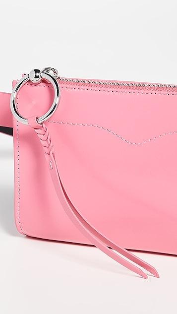 Rebecca Minkoff Zippered Belt Bag
