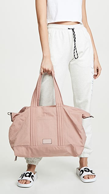 Rebecca Minkoff Washed Nylon Weekender Bag