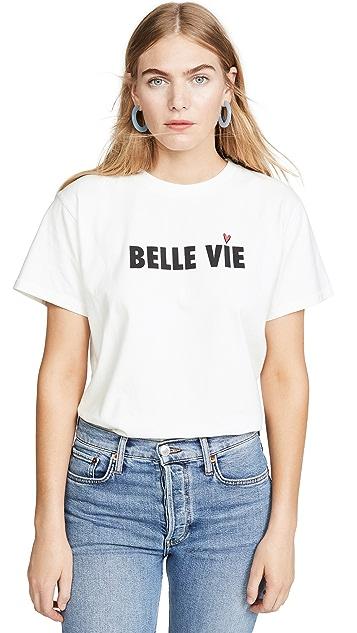 Rebecca Minkoff Belle Vie Westin Tee