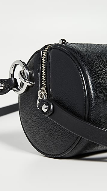 Rebecca Minkoff Hayden Barrel Crossbody Bag