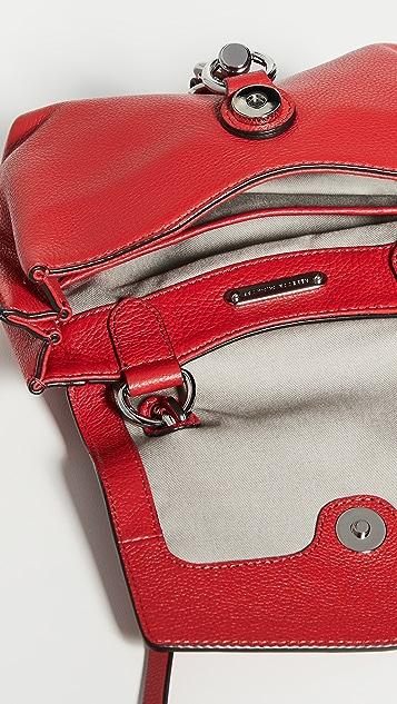 Rebecca Minkoff Stella Mini Satchel Crossbody Bag