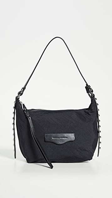 Rebecca Minkoff Bowie Nylon Shoulder Bag