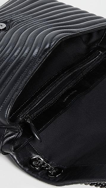 Rebecca Minkoff Mab Quilt Jumbo Shoulder Bag