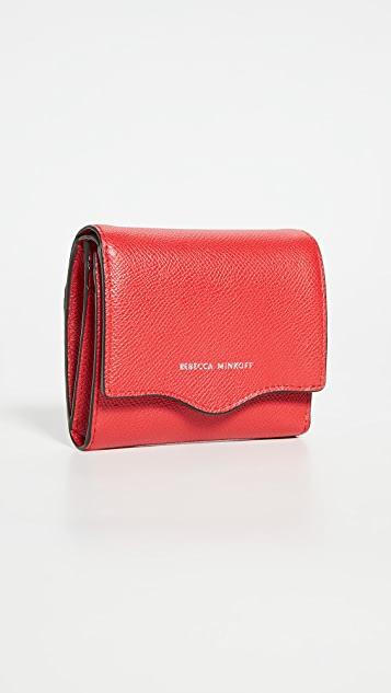 Rebecca Minkoff Bi-Fold ID Wallet