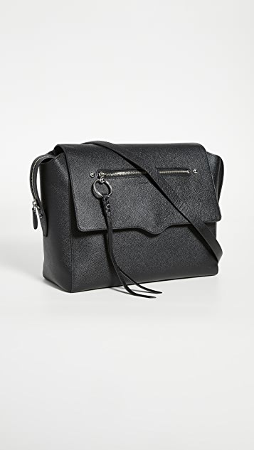 Rebecca Minkoff Gabby Messenger Backpack
