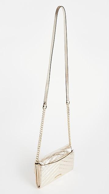 Rebecca Minkoff Edie Wallet On A Chain